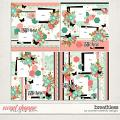 Breathless Layered Templates by Southern Serenity Designs