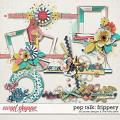 Pep Talk Frippery by JoCee Designs and The Nifty Pixel