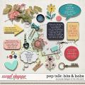 Pep Talk Bits & Bobs by JoCee Designs and The Nifty Pixel