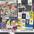 Weirdness Bundle by Clever Monkey Graphics & Tracy Martin Designs