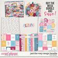 Just The Way Mega Bundle by LJS Designs