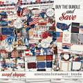 Americana Homestead: Collection Bundle by Meagan's Creations