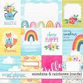 Sunshine & Rainbows {cards} by Blagovesta Gosheva