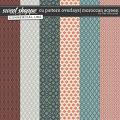 CU PATTERN OVERLAYS   MOROCCAN SCREENS by The Nifty Pixel