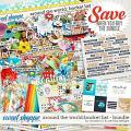 Around the world: Bucket list - Bundle by Amanda Yi & WendyP designs