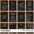 Felt Boards: Dad by Amanda Yi