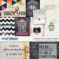 A Whole Lotta Crazy Cards by Simple Pleasure Designs and Studio Basic