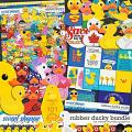 Rubber Ducky Bundle by Clever Monkey Graphics