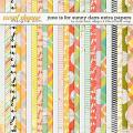 June Is For Sunny Days Extra Papers by Studio Basic