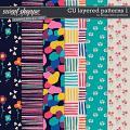 CU Layered Patterns 1 by Blagovesta Gosheva