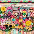 a taste of summer kit: simple pleasure designs by jennifer fehr