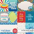 In the Pool Cards by JoCee Designs
