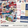 Stars and Stripes: Bundle by Grace Lee