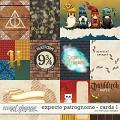 Expecto Ptrognome - Cards 1 by WendyP Designs