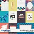 Noteworthy {cards} by Blagovesta Gosheva