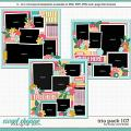 Cindy's Layered Templates - Trio Pack 107 by Cindy Schneider