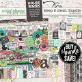 Keep it Clean: Bundle by Erica Zane