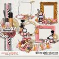 Glam Girl: Clusters by Meagan's Creations
