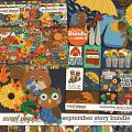 September Story Bundle by Clever Monkey Graphics