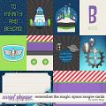 Remember the Magic: SPACE RANGER- CARDS by Studio Flergs