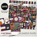Fall Snapshots: Bundle by Blagovesta Gosheva, Grace Lee & River Rose Designs