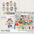 A-B-C-D-E-Fun: Bundle by lliella designs