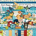 Special Delivery-Boy by Melissa Bennett