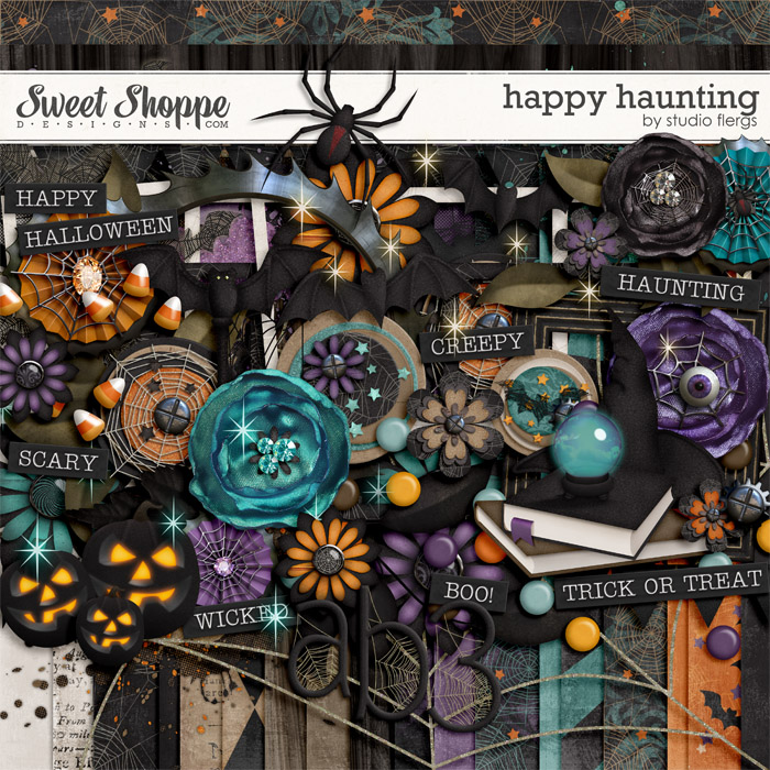 Happy Haunting by Studio Flergs