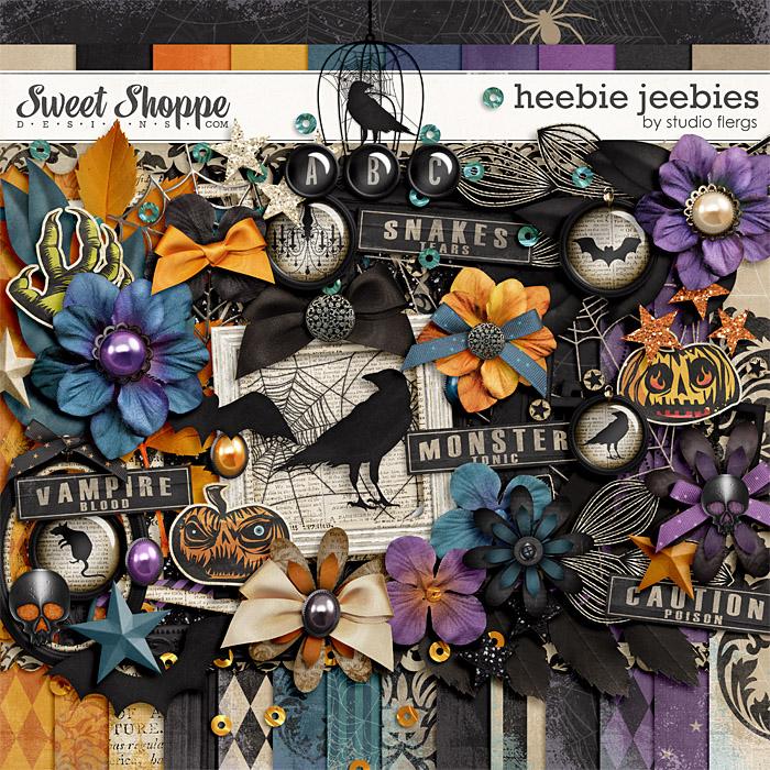 Heebie Jeebies by Studio Flergs