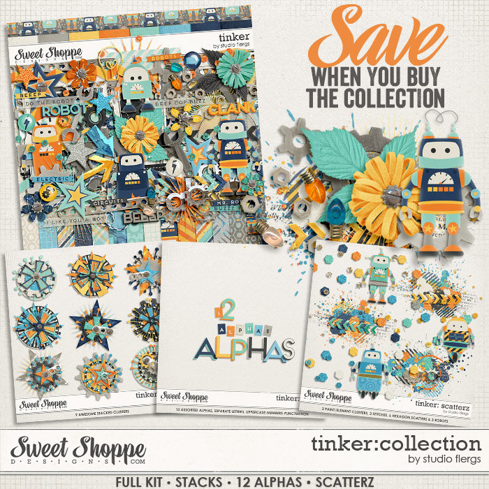 Tinker: COLLECTION by Studio Flergs