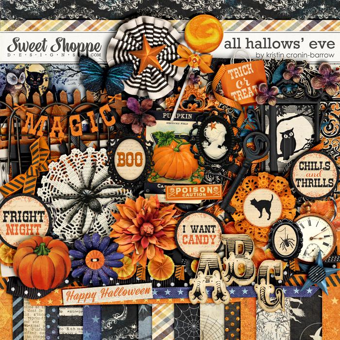All Hallows' Eve by Kristin Cronin-Barrow