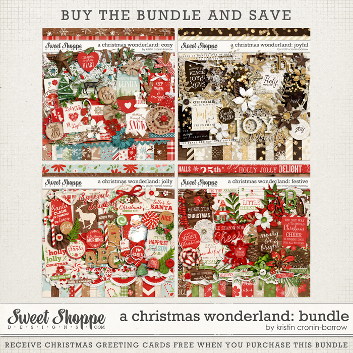 A Christmas Wonderland: Bundle by Kristin Cronin-barrow