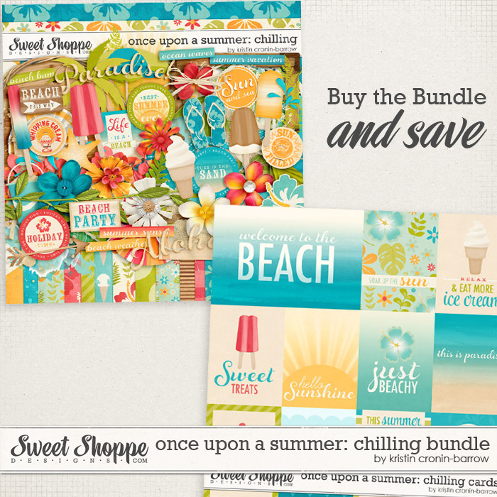 Once Upon a Summer: 3. Chilling Bundle by Kristin Cronin-Barrow