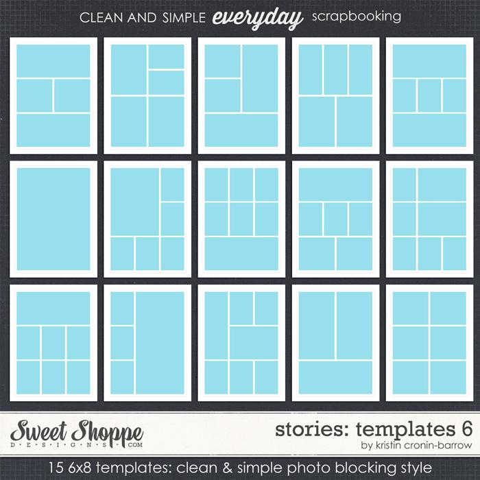 Stories: Templates 6