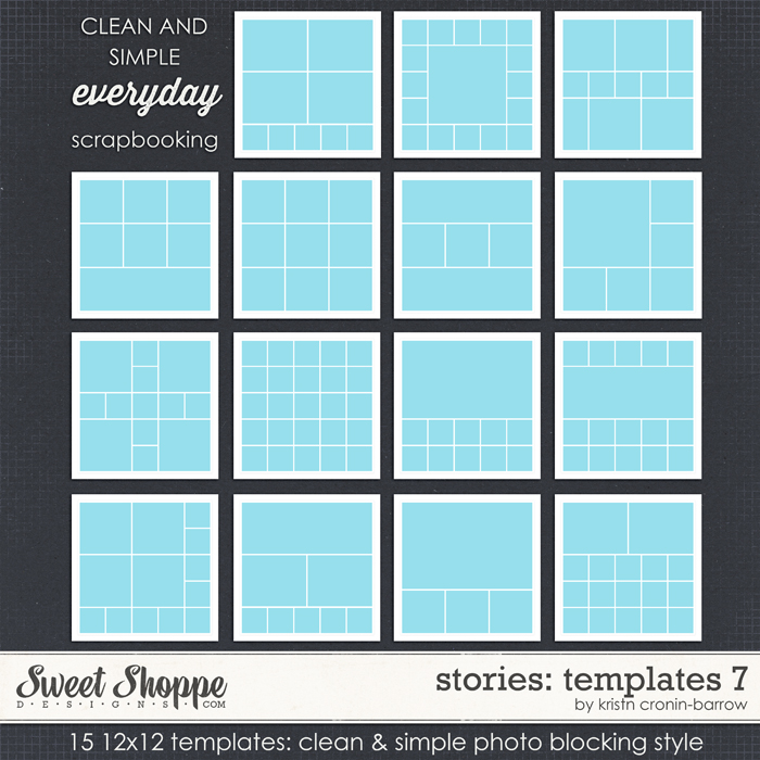 Stories: Templates 7