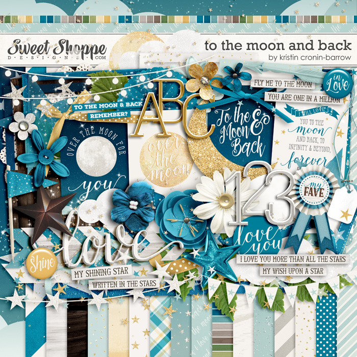 To the Moon and Back by Kristin Cronin-Barrow