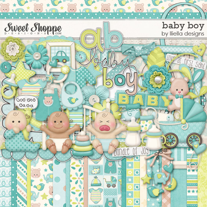 Baby Boy by lliella designs