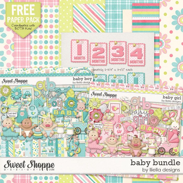 Baby Bundle by lliella designs