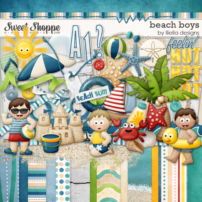 Beach Boys by lliella designs