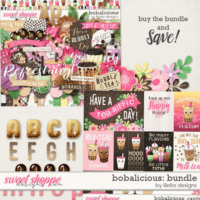 Bobalicious Bundle by lliella designs