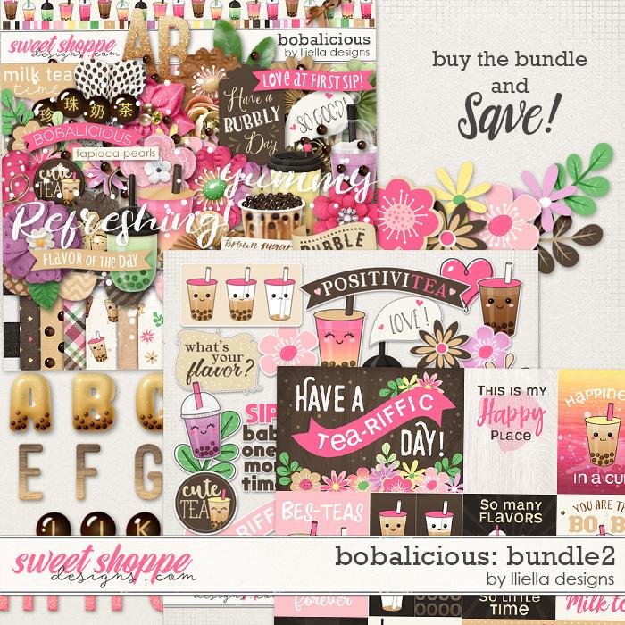 Bobalicious Bundle 2 by lliella designs