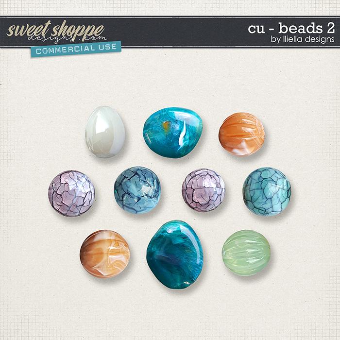 CU - Beads 2 by lliella designs