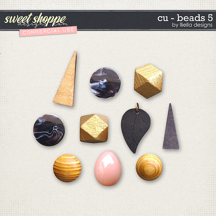 CU - Beads 5 by lliella designs
