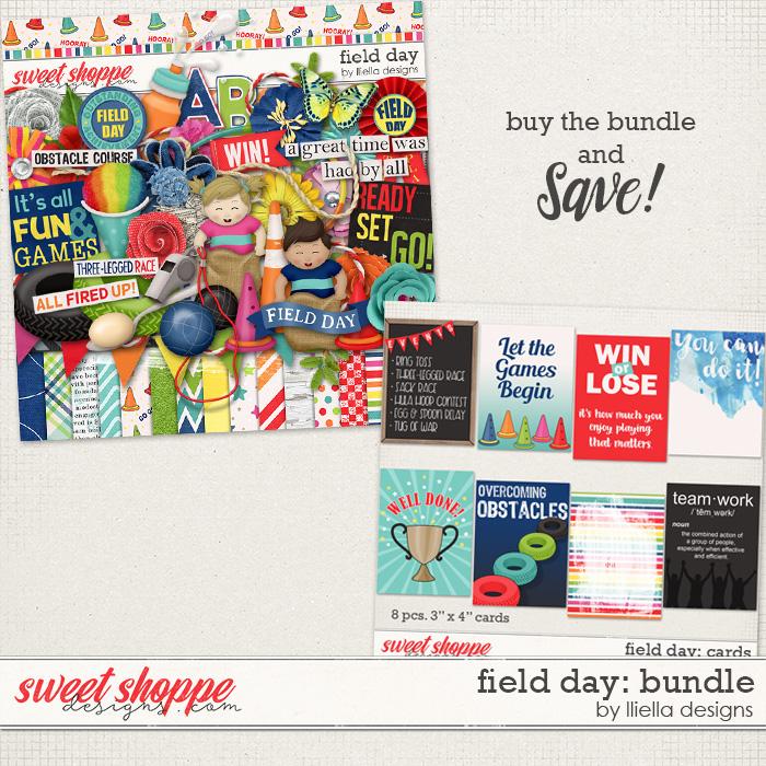 Field Day: Bundle by lliella designs