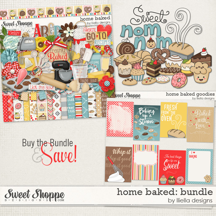 Home Baked: Bundle by lliella designs