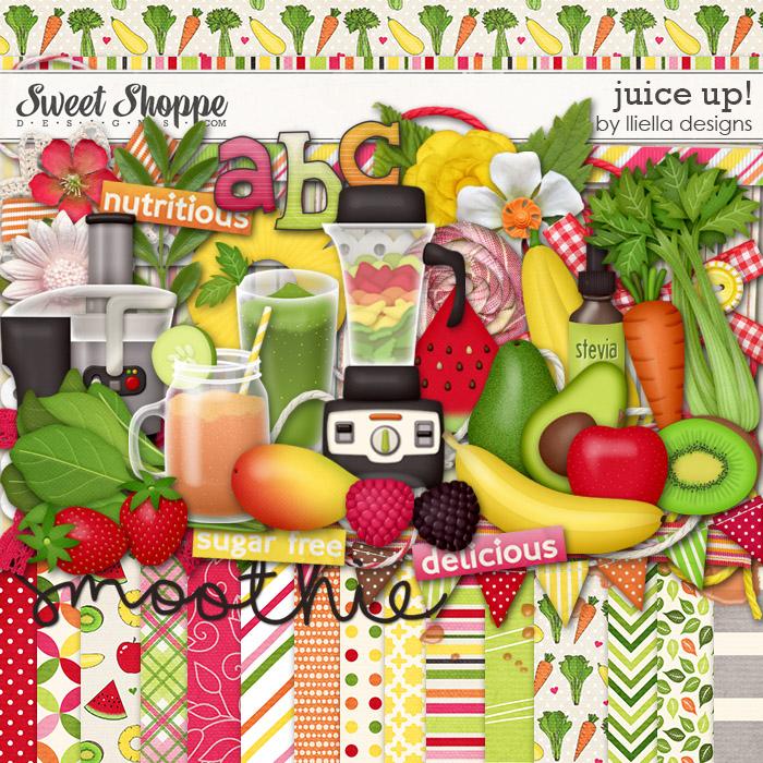 Juice Up! by lliella designs