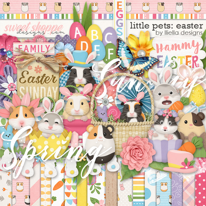 Little Pets Easter by lliella designs