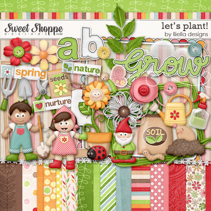 Let's Plant! by lliella designs