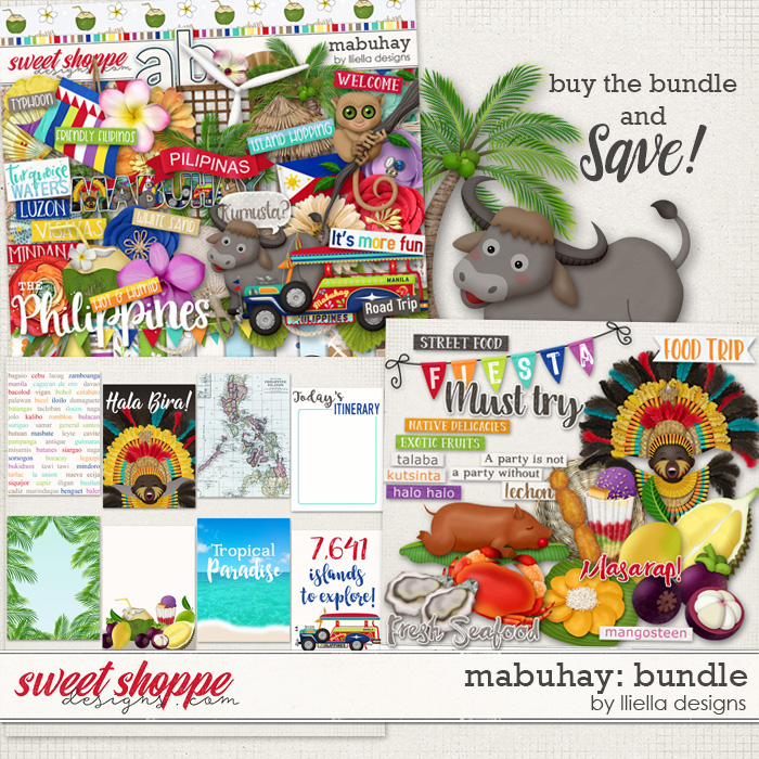 Mabuhay: Bundle by lliella designs