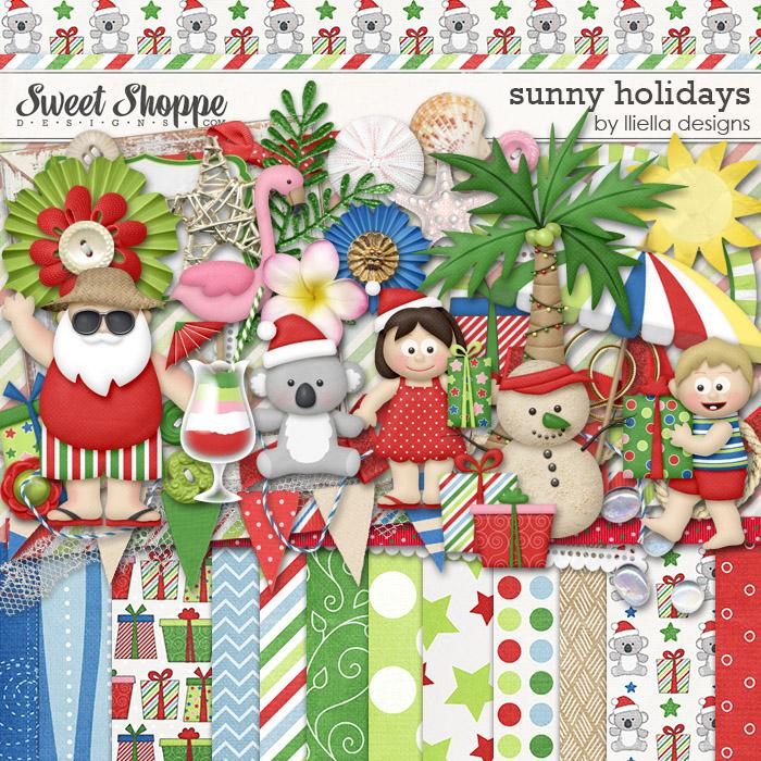 Sunny Holidays by lliella designs